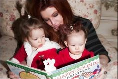 {*Lisa Marie Presley with her twins Harper & Finley & cos twins run on the Presley side, being Elvis was a twin but his brother Jesse died at birth :(