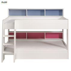 Dětská patrová postel Leo | Nábytek Aldo