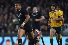 All Blacks beat the Wallabies 51-20 at Eden Park.