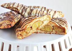 Bananas Foster Crepes with Vanilla Ice Cream | Recipe | Banana Foster ...