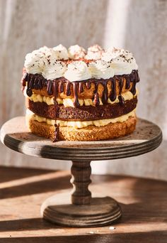 Hungarian Cake, Hungarian Recipes, Hungarian Food, Sage Spice, Czech Desserts, Confectionery, Cake Cookies, Fudge, Food Porn