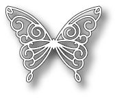 Memory Box Simon Says Stamp Exclusive LEANNA BUTTERFLY Die S171 ($7.99)