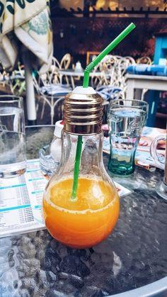 Imagem de juice, orange, and cute