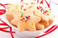 Twinkle Twinkle little star sugar cookie