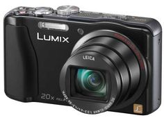 Panasonic's 7th gen TZ-Series digital cameras. One for the travellers.