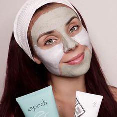 Dry Face, Nu Skin, Bentonite, Epoch, Iron Oxide, Avocado Oil, Yin Yang, Shea Butter, Halloween Face Makeup