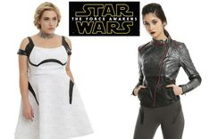 """This New """"Star Wars"""" Clothing Line Is Size-Inclusive And Badass"""