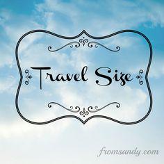 Avon Travel Size
