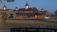 Our own Providence Hill Farm, some day I will take the layout and incredible details and build my own equestrian castle