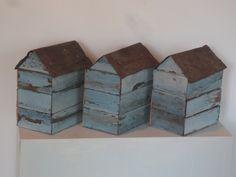"""Shutter houses"" by axel stohlberg"