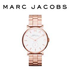 d7399c57c9c NWOT MARC BY MARC JACOBS WATCH ROSE GOLD AUTHENTIC MARC BY MARC JACOBS WATCH  NEW WITHOUT