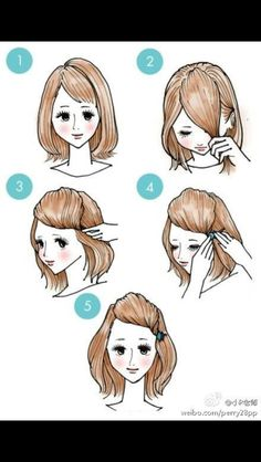 Annoying fringe? Try this!