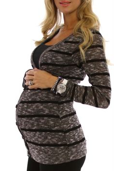 Un jour pourrait être pratique... For the future: cute maternity clothes for cheap!