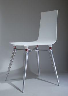 cool Skoki chair by Michael Kushner