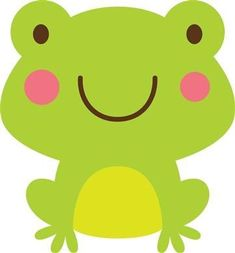 Create a Critter 01 Create A Critter, Frog Crafts, Cute Clipart, Jungle Theme, Cute Images, Baby Quilts, Baby Animals, Art For Kids, Birthday Cards