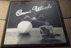 DONOVAN COSMIC WHEELS 1973 EPIC EPC 65450 DUTCH PRESSING WITH POSTER - EXCELLENT