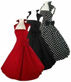 LOVE! (I secretly want to dress like a 50s housewife)