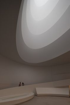 Aten Reign, 2013 / James Turrell; Photo: David Heald © Solomon R. Guggenheim Foundation, New York