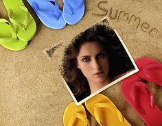 Montar imágenes con movimiento Summer Love.