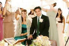 Persian wedding tradition