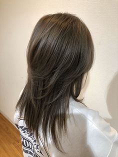 Haircuts For Medium Hair, Long Layered Haircuts, Medium Hair Styles, Short Hair Styles, Mullet Haircut, Girl Short Hair, Bad Hair, About Hair, Korean Beauty