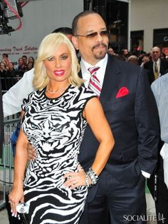 Coco and Ice T, love them! Another great celeb couple who have a great marriage over 10 years and age difference