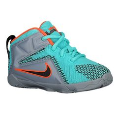 49ccaac59968 Shop Kids  Nike Blue size Shoes at a discounted price at Poshmark.  Description  Toddler lebrons size Sold by shavillec.