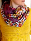 Figure 8 Scarf by Anna Maria Horner - two 1/2yds of voile
