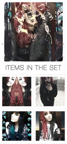 """""""ignore unless tagged"""" by xx-us-anxns-xx ❤ liked on Polyvore featuring art"""