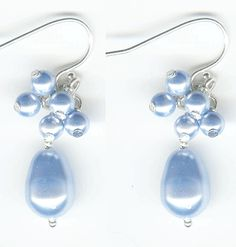 Beach Wedding ideas for Earrings! Marseille Earrings   # Pinterest++ for iPad #
