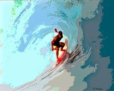 Surf Tube 1 - John Marcenek