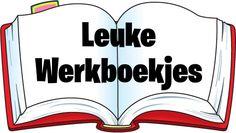 Leuke werkboekjes - voor extra werk tijdens bepaalde periodes van het jaar