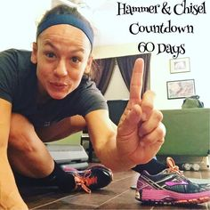 All things good to know are difficult to learn. -greekproverb I barely balanced through the first day of #hammerandchisel with the #chiselbalance workout so this quote rings true as I learned more about my balance this morning and still feel like a rockstar! 59 days of learning to go!