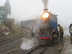 Darjeeling Toy train, Darjeeling , India