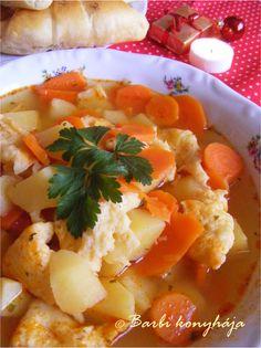 Barbi konyhája: leves Fruit Salad, Pesto, Vegetarian, Food, Meal, Eten, Fruit Salads, Meals