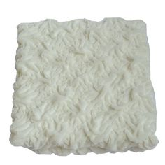 Plush Chunky Quilted Throw Blanket