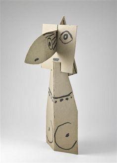 Pablo Picasso   Buste de Femme 1957