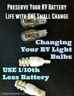 Why You Should Change Your RV Lights To LED - RV &...