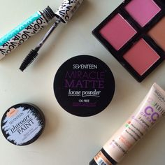 Top 5 under £10 Emmysukblog.blogspot.co.uk makeup blush pink concealer beauty drugstore