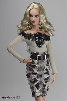 New outfit for Kingdom Doll / Deva Doll /Modsdoll/18