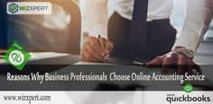 Why Business Professionals Choose Online Accounting Service Online accounting service will make all your financial and bookkeeping tasks manageable and hassle-free. Thus, choosing the right kind of online accounting service for your growing business is as necessary as food and water. for more information https://www.wizxpert.com/quickbooks-support-help-phone-number/