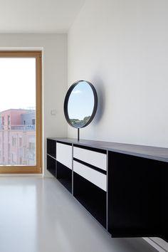 Guest apartment by Mjölk architekti | Living space