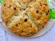 Probably a tasty recipe but my mom is the best soda bread baker