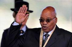 Jacob Gedleyihlekisa Zuma (gebore 12 April 1942, Nkandla, KwaZoeloe-Natal (Suid-Afrika)) word verkies tot president in 2009 sowel as van die land se regerende politieke party, die ANC en 'n voormalige Adjunkpresident van die Republiek van Suid-Afrika.