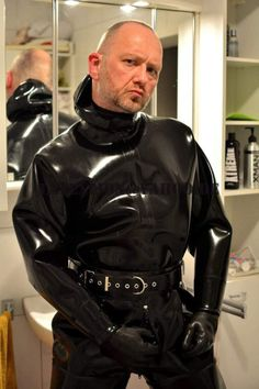 rubber gays