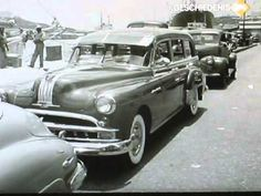 1950 Kòrsou - Pontjesbrug - verkeersprobleem op Curaçao - Korsou Kòrsou...