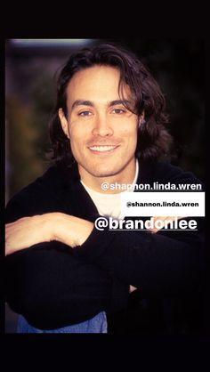 Brandon Lee, Lee Movie, Bruce Lee Photos, Green Hornet, Martial Artist, Best Actor, Johnny Depp, Actors & Actresses, Beautiful Men