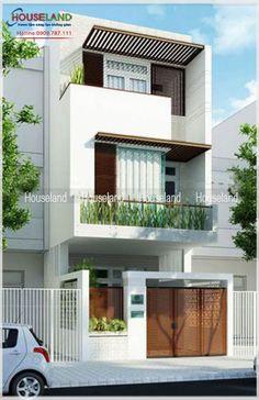 Các mẫu kiến trúc nhà đẹp hiện đại ngày nay đang được thiết kế và thi công xây dựng ngày càng nhiều ở các khu đô thị, với xu thế ngày càng ...
