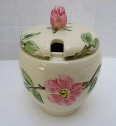 Franciscan Desert Rose USA Vintage Gladding by MarieWarrenArts, $58.00