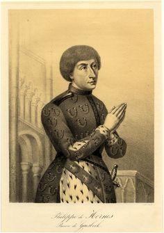 Cranendonck, Philips van Horne, baron van Gaesbeek Auteur(s)Wulleman, P. - 1400